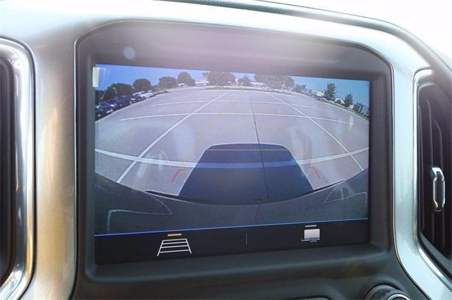 2021 Chevrolet Silverado 1500 Crew Cab 4x4, Pickup #MG382391 - photo 15