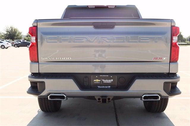 2021 Chevrolet Silverado 1500 Crew Cab 4x4, Pickup #MG382391 - photo 5