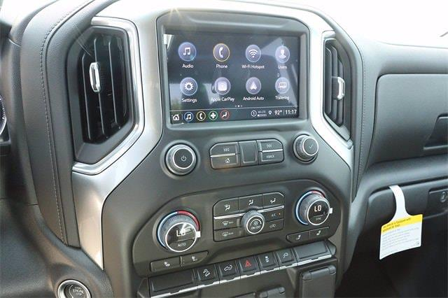 2021 Chevrolet Silverado 1500 Crew Cab 4x4, Pickup #MG391545 - photo 12