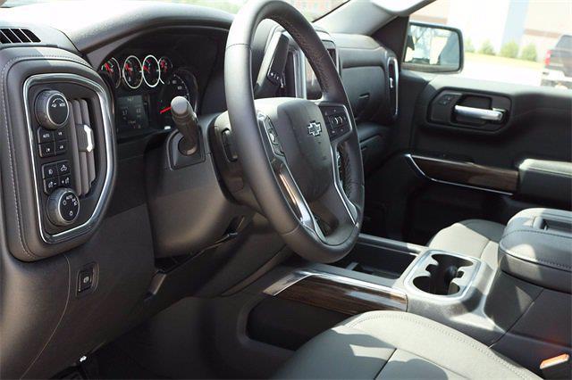 2021 Chevrolet Silverado 1500 Crew Cab 4x4, Pickup #MG391545 - photo 8