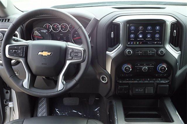 2021 Chevrolet Silverado 1500 Crew Cab 4x4, Pickup #MG403605 - photo 10