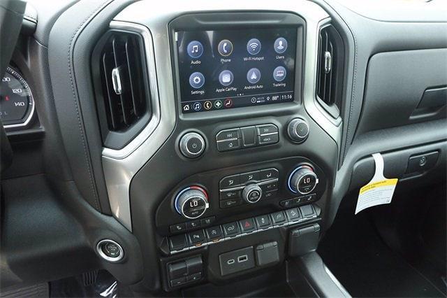 2021 Chevrolet Silverado 1500 Crew Cab 4x4, Pickup #MG403605 - photo 12