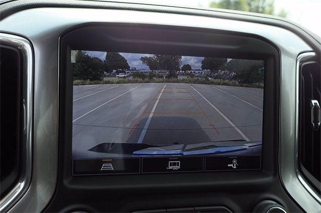 2021 Chevrolet Silverado 1500 Crew Cab 4x4, Pickup #MG403605 - photo 13
