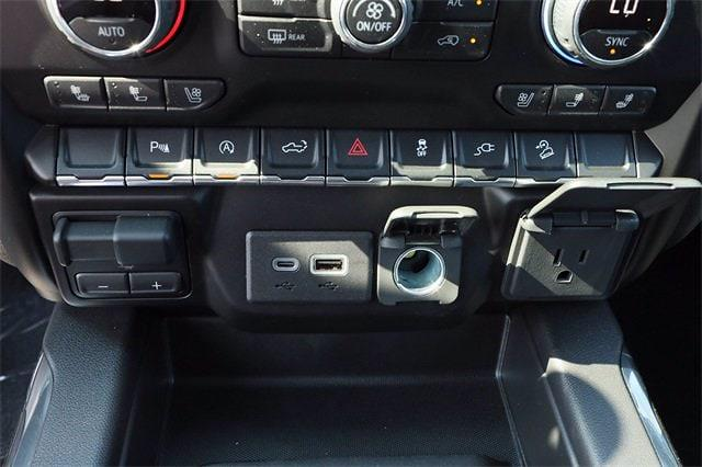 2021 Chevrolet Silverado 1500 Crew Cab 4x4, Pickup #MG408997 - photo 15