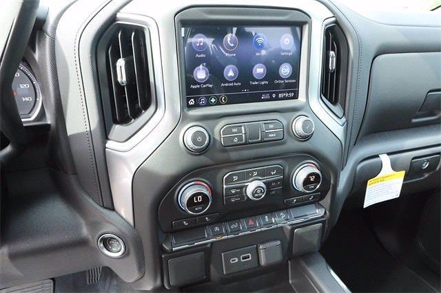 2021 Chevrolet Silverado 1500 Crew Cab 4x4, Pickup #MG410556 - photo 12