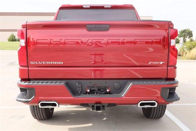 2021 Chevrolet Silverado 1500 Crew Cab 4x4, Pickup #MG410556 - photo 5