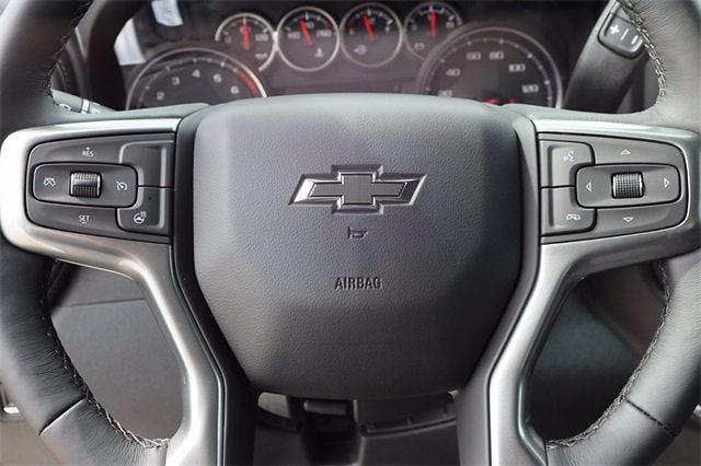 2021 Chevrolet Silverado 1500 Crew Cab 4x4, Pickup #MG414727 - photo 11