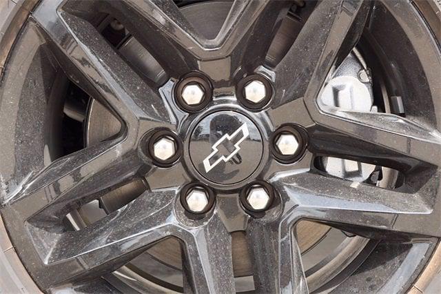 2021 Chevrolet Silverado 1500 Crew Cab 4x4, Pickup #MG414727 - photo 3