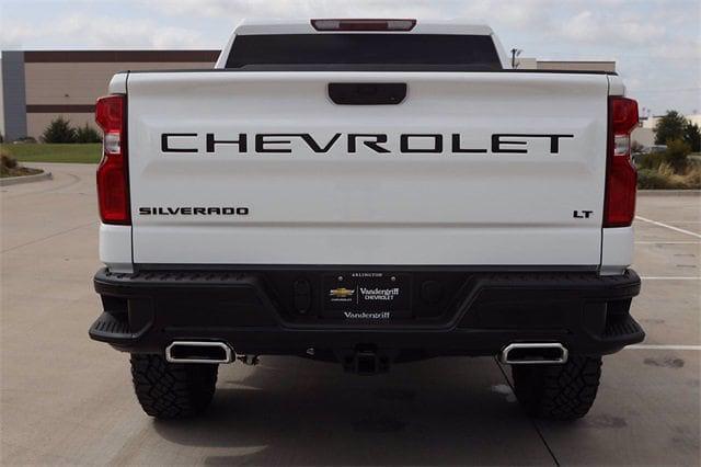 2021 Chevrolet Silverado 1500 Crew Cab 4x4, Pickup #MG414727 - photo 5