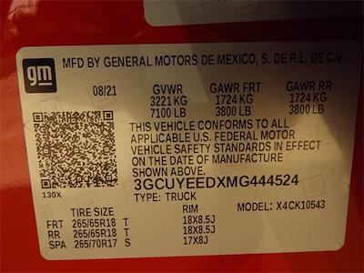2021 Silverado 1500 Crew Cab 4x4,  Pickup #MG444524 - photo 30