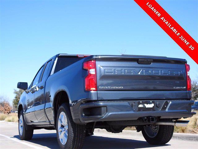 2021 Chevrolet Silverado 1500 Double Cab 4x2, Pickup #MZ193602 - photo 1