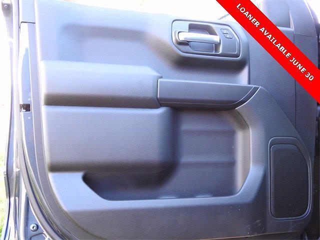 2021 Chevrolet Silverado 1500 Double Cab 4x2, Pickup #MZ193602 - photo 21