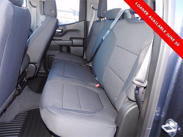 2021 Chevrolet Silverado 1500 Double Cab 4x2, Pickup #MZ193602 - photo 25