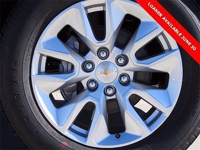 2021 Chevrolet Silverado 1500 Double Cab 4x2, Pickup #MZ193602 - photo 9