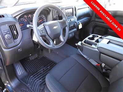 2021 Chevrolet Silverado 1500 Double Cab 4x2, Pickup #MZ193602 - photo 11