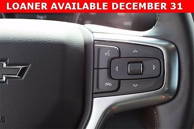 2021 Chevrolet Silverado 1500 Crew Cab 4x4, Pickup #MZ351605 - photo 16