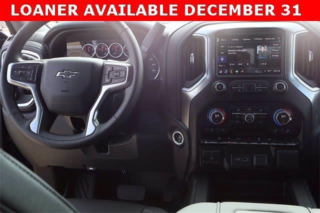 2021 Chevrolet Silverado 1500 Crew Cab 4x4, Pickup #MZ354254 - photo 13