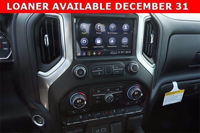 2021 Chevrolet Silverado 1500 Crew Cab 4x4, Pickup #MZ354254 - photo 17
