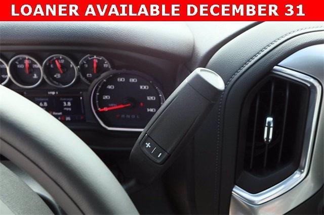2021 Chevrolet Silverado 1500 Crew Cab 4x4, Pickup #MZ354254 - photo 22
