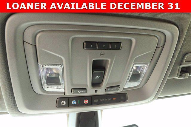 2021 Chevrolet Silverado 1500 Crew Cab 4x4, Pickup #MZ354254 - photo 24