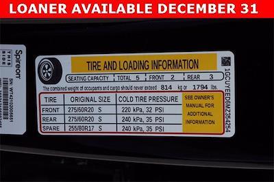 2021 Chevrolet Silverado 1500 Crew Cab 4x4, Pickup #MZ354254 - photo 31