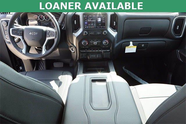 2021 Chevrolet Silverado 1500 Crew Cab 4x4, Pickup #MZ355321 - photo 12