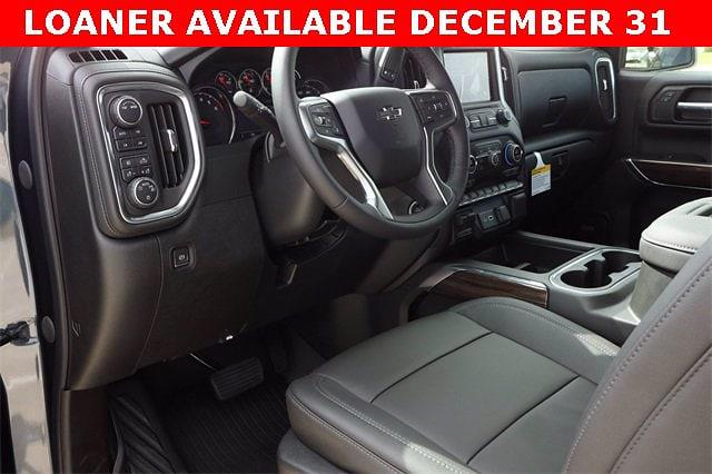2021 Chevrolet Silverado 1500 Crew Cab 4x4, Pickup #MZ356287 - photo 10