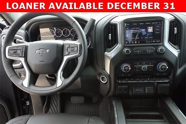 2021 Chevrolet Silverado 1500 Crew Cab 4x4, Pickup #MZ356287 - photo 12