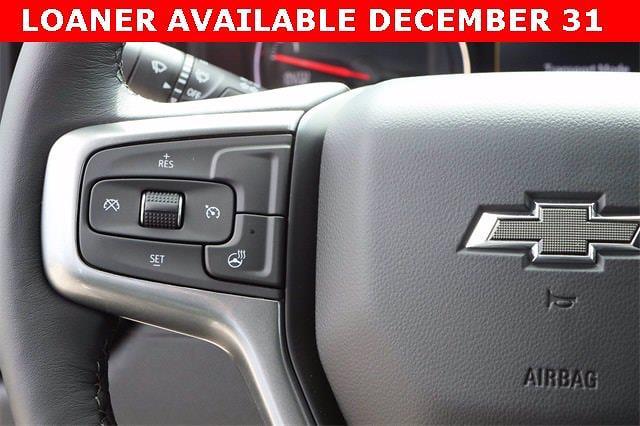 2021 Chevrolet Silverado 1500 Crew Cab 4x4, Pickup #MZ356287 - photo 14