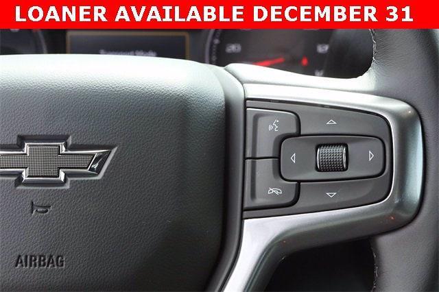 2021 Chevrolet Silverado 1500 Crew Cab 4x4, Pickup #MZ356287 - photo 15