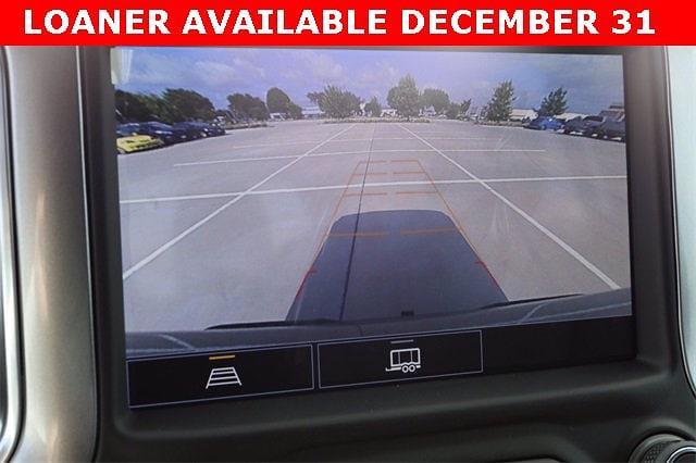 2021 Chevrolet Silverado 1500 Crew Cab 4x4, Pickup #MZ356287 - photo 17