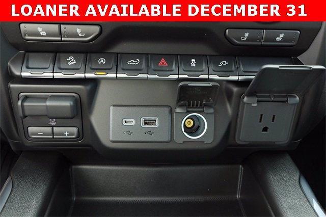 2021 Chevrolet Silverado 1500 Crew Cab 4x4, Pickup #MZ356287 - photo 19