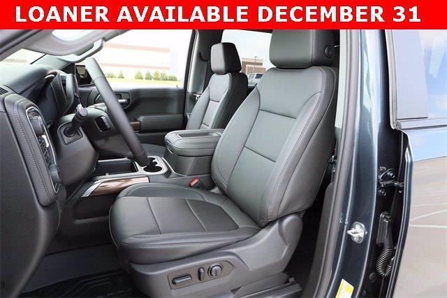 2021 Chevrolet Silverado 1500 Crew Cab 4x4, Pickup #MZ356287 - photo 25