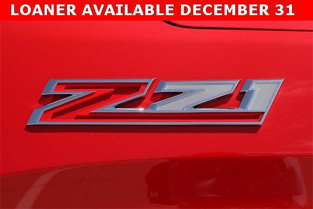 2021 Chevrolet Silverado 1500 Crew Cab 4x4, Pickup #MZ356726 - photo 9