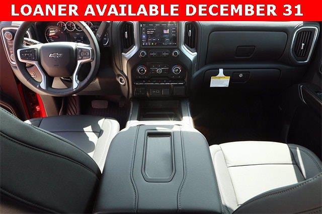2021 Chevrolet Silverado 1500 Crew Cab 4x4, Pickup #MZ356726 - photo 12