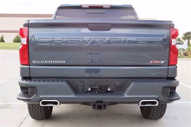 2021 Chevrolet Silverado 1500 Crew Cab 4x4, Pickup #MZ368863 - photo 5