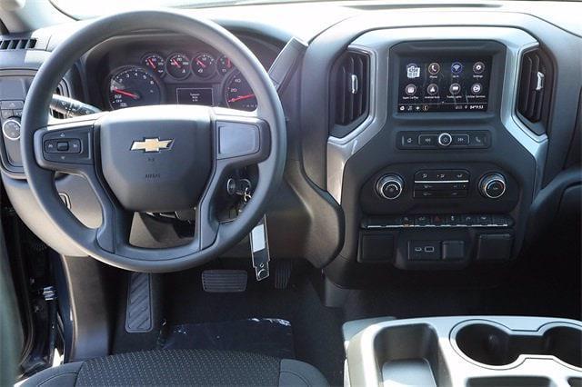 2021 Chevrolet Silverado 1500 Double Cab 4x2, Pickup #MZ374244 - photo 10
