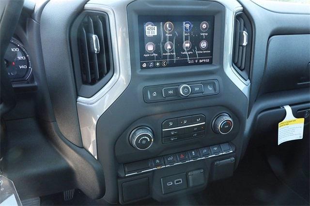 2021 Chevrolet Silverado 1500 Double Cab 4x2, Pickup #MZ374244 - photo 12