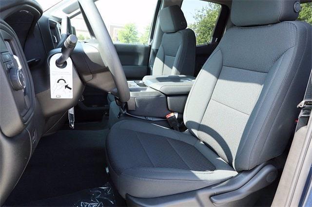 2021 Chevrolet Silverado 1500 Double Cab 4x2, Pickup #MZ374244 - photo 16