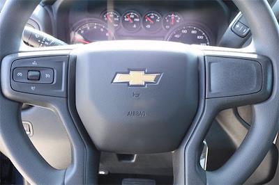 2021 Chevrolet Silverado 1500 Double Cab 4x2, Pickup #MZ374244 - photo 11