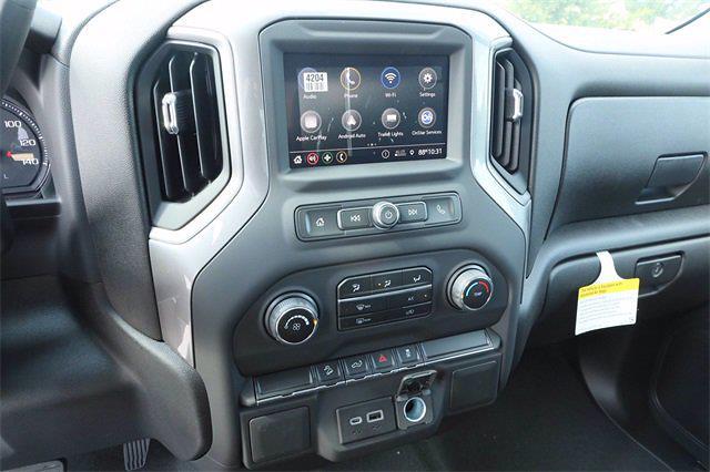 2021 Chevrolet Silverado 1500 Crew Cab 4x4, Pickup #MZ382907 - photo 12