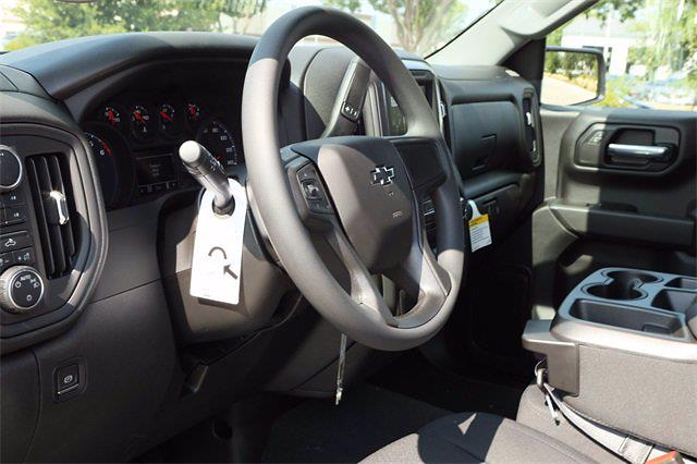 2021 Chevrolet Silverado 1500 Crew Cab 4x4, Pickup #MZ382907 - photo 8
