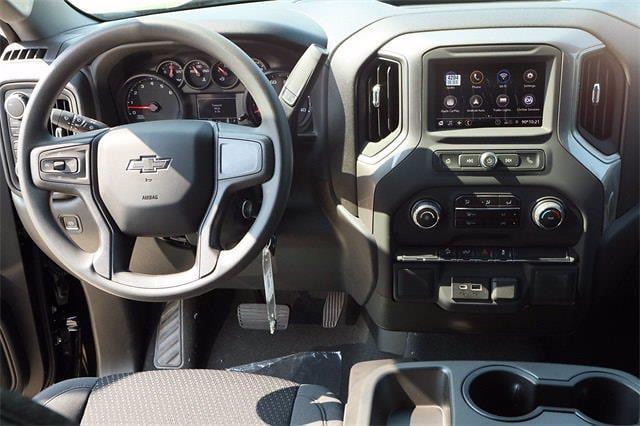 2021 Chevrolet Silverado 1500 Crew Cab 4x4, Pickup #MZ385100 - photo 10