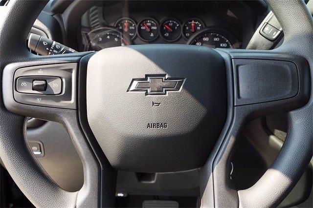 2021 Chevrolet Silverado 1500 Crew Cab 4x4, Pickup #MZ385100 - photo 11