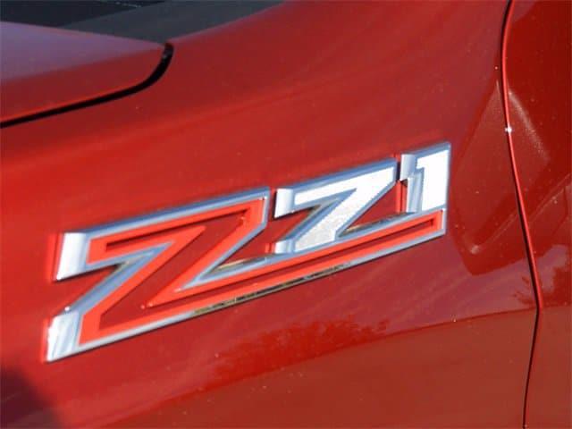2021 Silverado 1500 Crew Cab 4x4,  Pickup #MZ402902 - photo 3