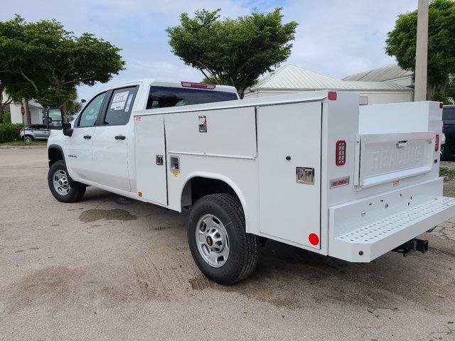 2020 Chevrolet Silverado 2500 Crew Cab 4x2, Reading Service Body #CL06674 - photo 1