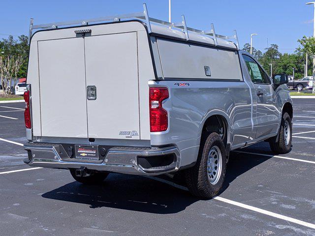 2020 Chevrolet Silverado 1500 Regular Cab 4x4, ARE Utility Topper #CL25228 - photo 2