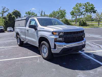 2020 Chevrolet Silverado 1500 Regular Cab 4x4, ARE Utility Topper #CL25228 - photo 3