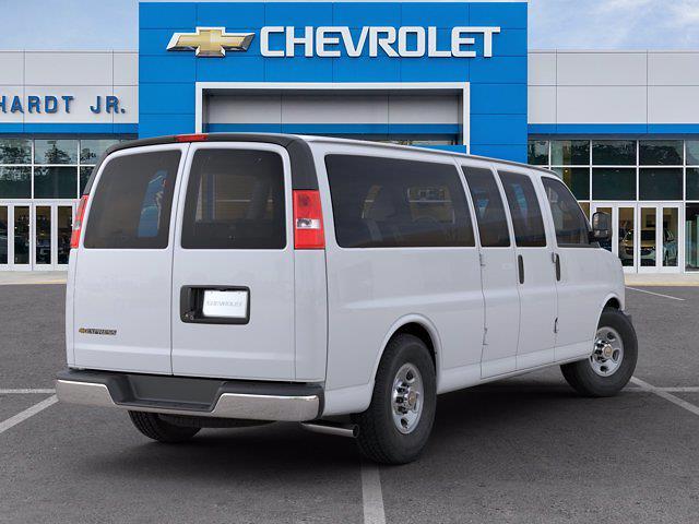 2020 Chevrolet Express 3500 4x2, Passenger Wagon #CL30747 - photo 1