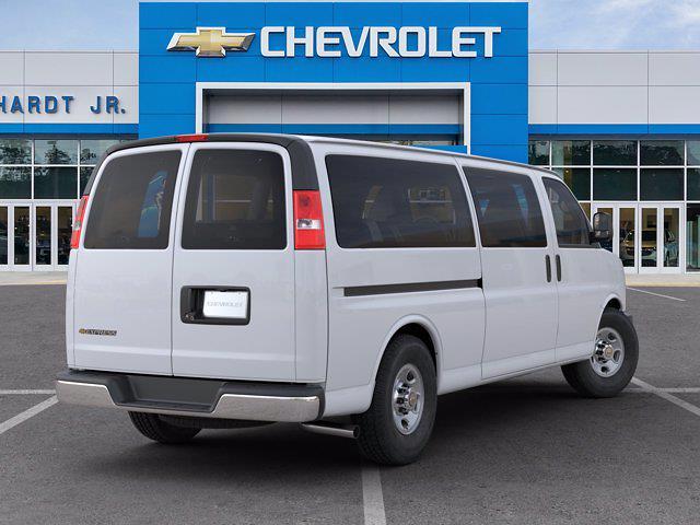 2020 Chevrolet Express 3500 4x2, Passenger Wagon #CL88348 - photo 1